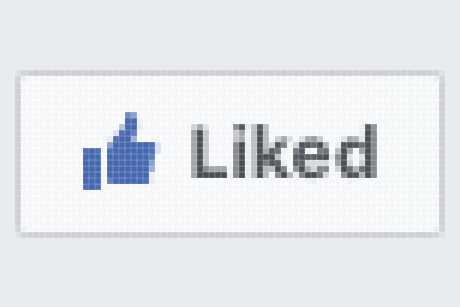 image of thumbs's up Facebook Like